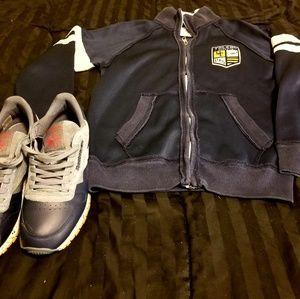 Champion zipper jacket - University of Toledo